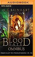 Blood Gate Omnibus (Dagger of the World)