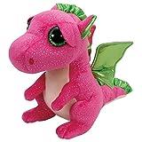 TY- Peluche, juguete, Color rosa, 23 cm (United Labels Ibrica 37061TY) , color/modelo surtido