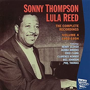 The Complete Recordings, Vol. 4 (1952 - 1954)