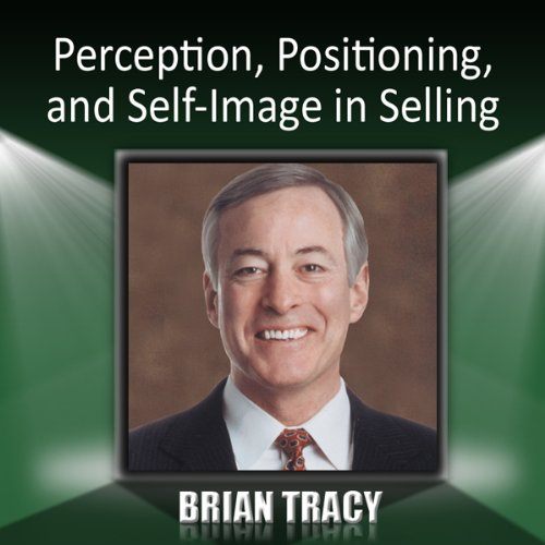 Perception, Positioning and Self-Image in Selling audiobook cover art