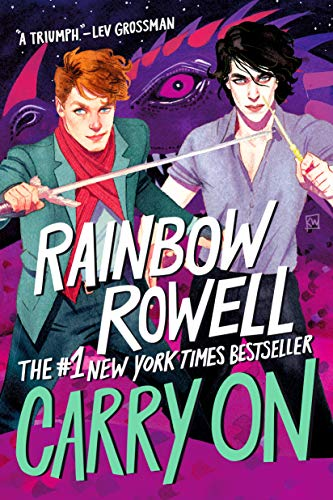 Carry On (Simon Snow Series (1))