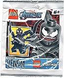 LEGO Super Heroes 242104 - Juego de minifigura de veneno (bolsa)