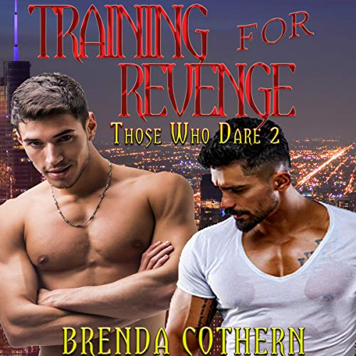 Training for Revenge audiobook cover art