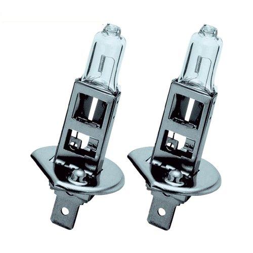 Lot de 10 ampoules halogène H1 (448) P14 / 5S 12 V/55 W