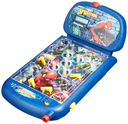 Spiderman 550117 - Super Flipper - blau