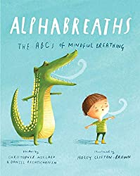 Alphabreaths picture book about deep breathing and mindfulness