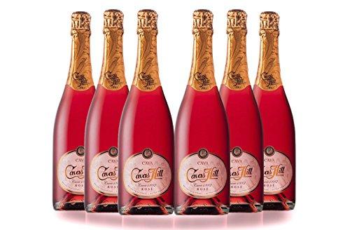 Cavas Hill 1887 Rosado Garnacha Monastrell - 75 cl - 6 botellas