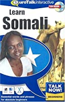 Talk Now! Learn Somali: Essential Words and Phrases for Absolute Beginners