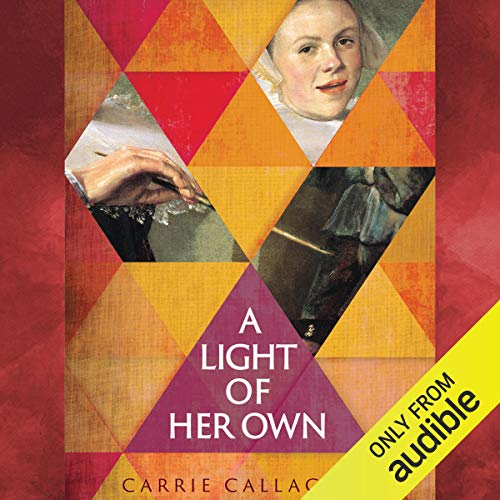 A Light of Her Own audiobook cover art