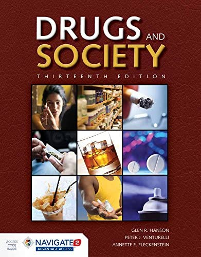Drugs and Society product image