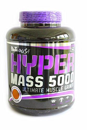 Biotech USA Hyper Mass 5000 Vanille, 1er Pack (1 x 5 kg)