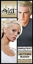 Splat Semi permanent Hair Color Kit inLightening Bleach