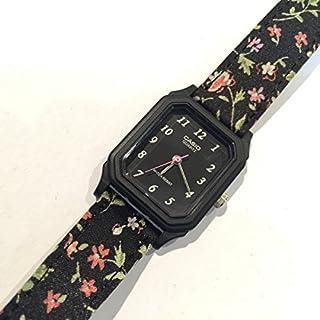 Casio Women's Dial Leather Band Watch - LQ-142LB-7BDF