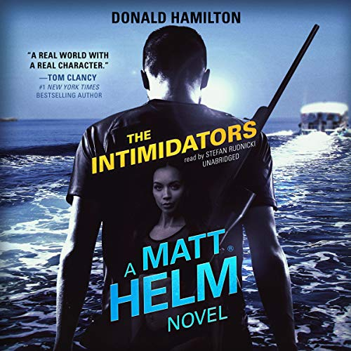 The Intimidators audiobook cover art