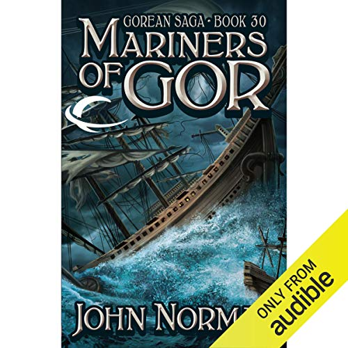 Mariners of Gor cover art