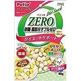 ペティオ (Petio) 犬用おやつ おいしくスリム 砂糖・脂肪分ダブルゼロ カリカリボーロ 野菜 90g