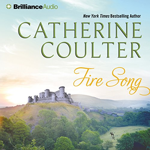 Fire Song audiobook cover art