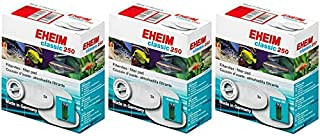 EHEIM Fine Filter Pad (White) for 2213/250 Canister Filters - 9 Total Filters (3 Packs with 3 per Pack)
