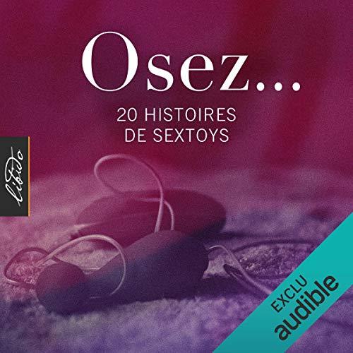 Osez... 20 histoires de sextoys cover art