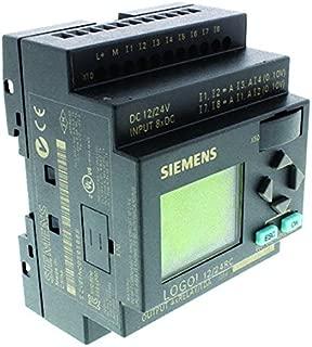 Siemens logo - Módulo logico -12/24rc display