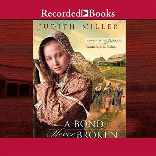 A Bond Never Broken audiobook cover art