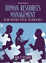 Human Resources Management for Effective Schools (4th Edition)