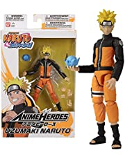 Bandai 36901 Anime Heroes 15cm Uzumaki Naruto-Actie Cijfers