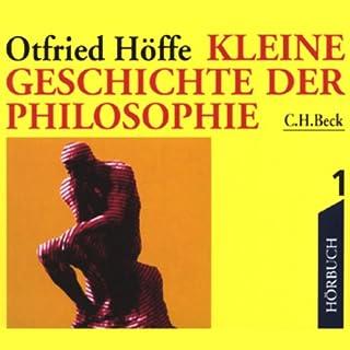 Kleine Geschichte der Philosophie 1 Titelbild