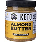 Best Almond Butters - Keto Almond Butter with MCT Oil and Macadamia Review