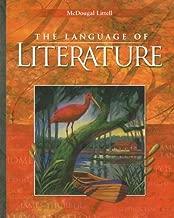 McDougal Littell Language of Literature: Student Edition Grade 9 2006