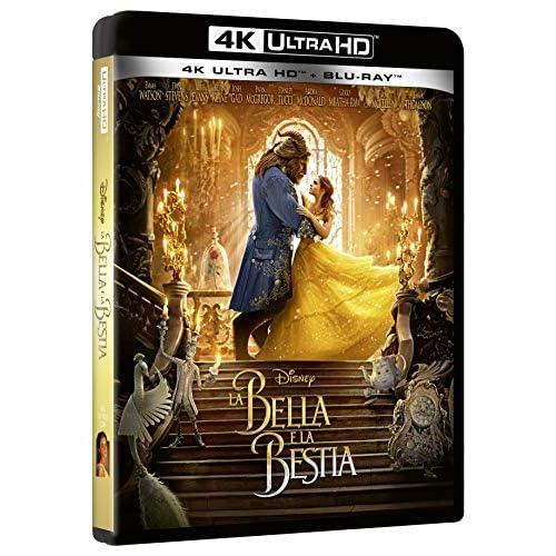 La Bella E La Bestia Il Film (2 Blu Ray)