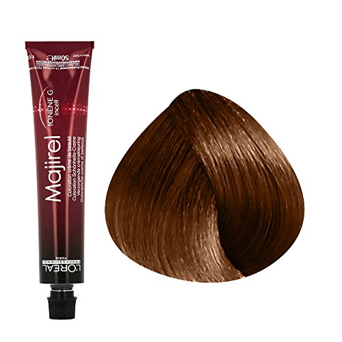 L'Oreal MAJIREL Coloration#6.34 Dunkelblond Gold Kupfer