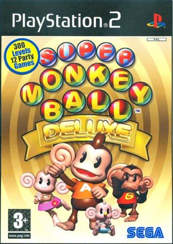 SEGA Super Monkey Ball Deluxe