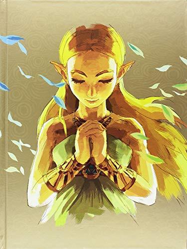 The Legend Of Zelda. Breath Of The Wild. Guía completa