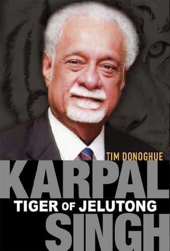 Karpal Singh: Tiger of Jelutong (English Edition)
