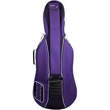 Funda de Cello 4/4 de Gear4music: Amazon.es: Instrumentos musicales