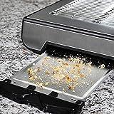 Cecotec Tostador Plano Horizontal Turbo Easy Toast Inox. 3 Resistencias de Cuarzo, 6 Niveles de...