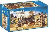 PLAYMOBIL - Caravana con Bandidos, Set de Juego (5248)