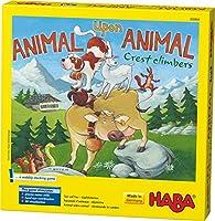 HABA Board Game Animal Upon Animal Crest Climbers
