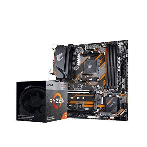 xiaoxioaguo CPU R5 3400G B450 placa base cpu conjunto apu 2400G accesorios