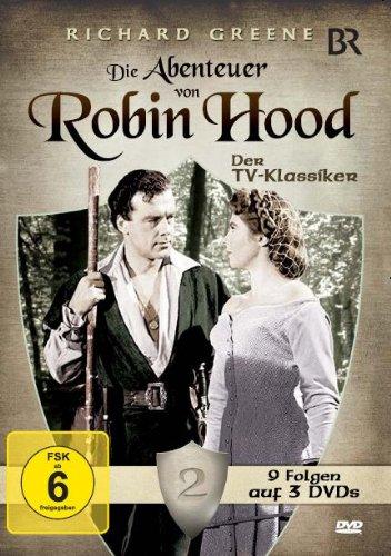 Die Abenteuer von Robin Hood - Box 2 [3 DVDs]