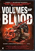Volumes Of Blood DVD Horror