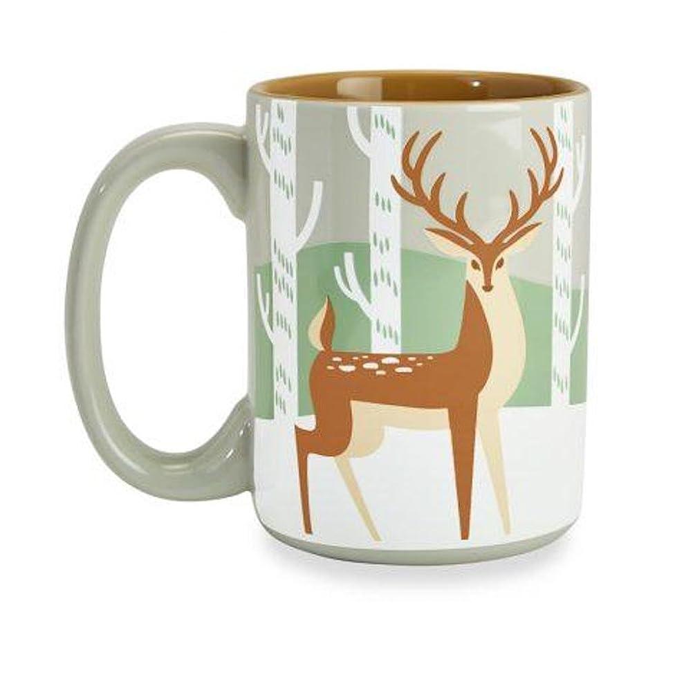 Wild Eye Deer Mug