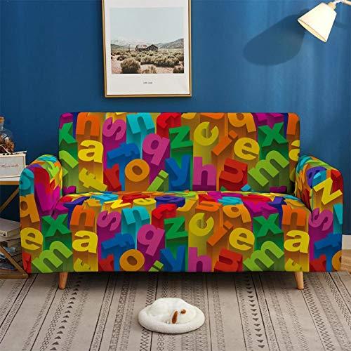Diseño De Patrón Colorido Funda De Sofá A Prueba De Polvo Y Antideslizante Funda De Sofá Con Patrón De Guijarros Funda De Sofá Elástica Antideslizante Y A Prueba De Polvo Funda De Sofá Con Patrón De
