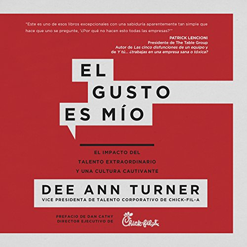 El Gusto Es Mio [The Pleasure Is Mine] audiobook cover art