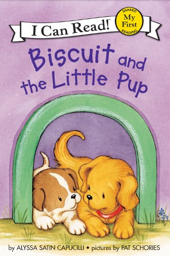 Biscuit and the Little Pup (My First I Can Read) (English Edition)
