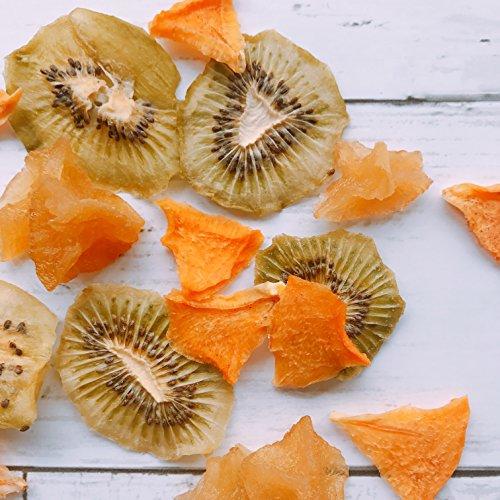 【国内産】セミドライフルーツ みしらず柿、ラ・フランス、キウイセット 各1箱セット