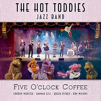 Five O'clock Coffee (feat. Hannah Gill, Queen Esther, Gordon Webster, Ron Wilkins & Gabe Terracciano)