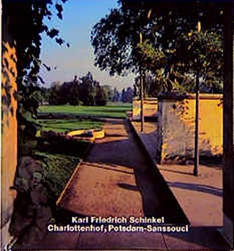 Karl Friedrich Schinkel: Charlottenhof, Potsdam-Sanssouci
