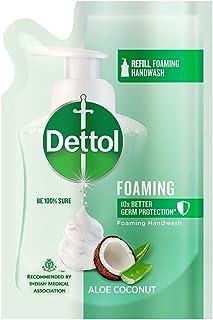 Dettol Aloe Coconut Foaming Germ Protection Handwash Refill, 200ml